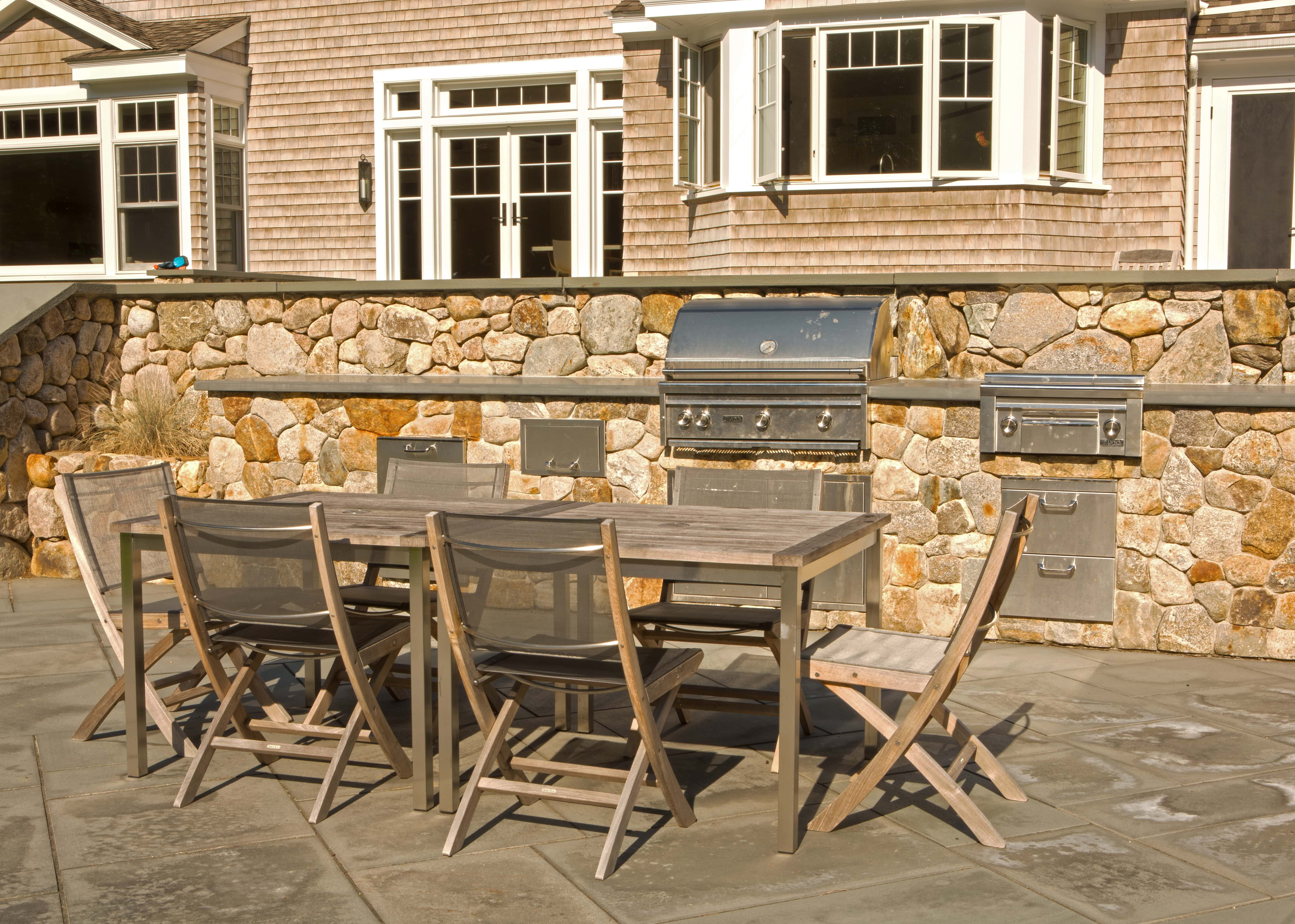 Outdoor Kitchens » Seoane Landscaping