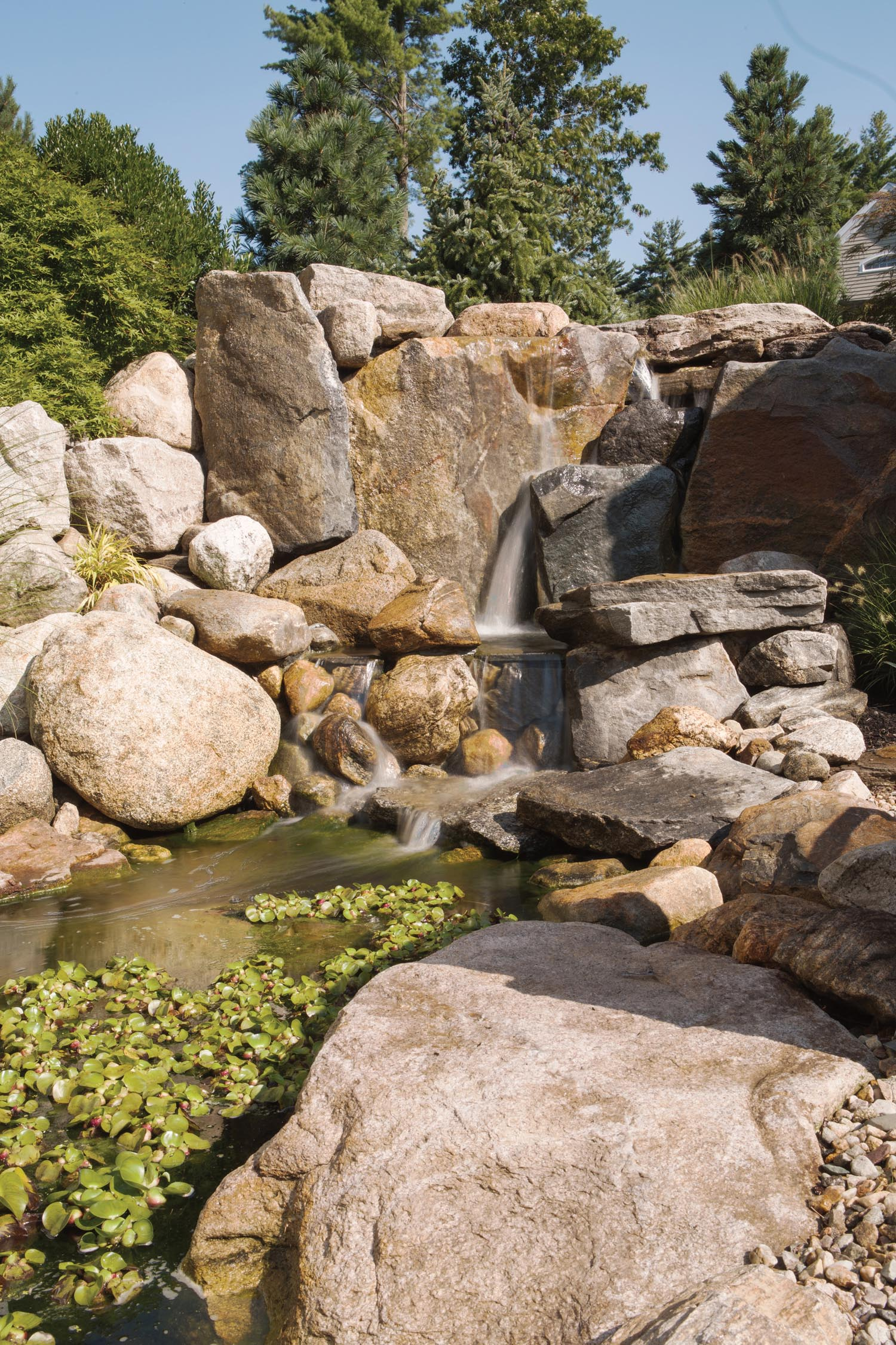 Water Features » Seoane Landscaping